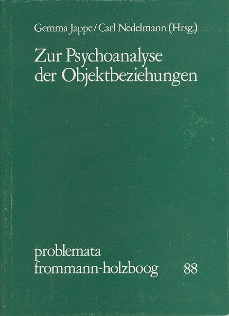 Zur Psychoanalyse der Objektbeziehungen