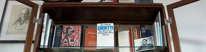 Die Literarischen Salons der Psychoanalyse der SFB in Frankfurt am Main, 1998-2008 (Detail)