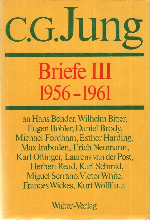 Briefe III: 1956-1961