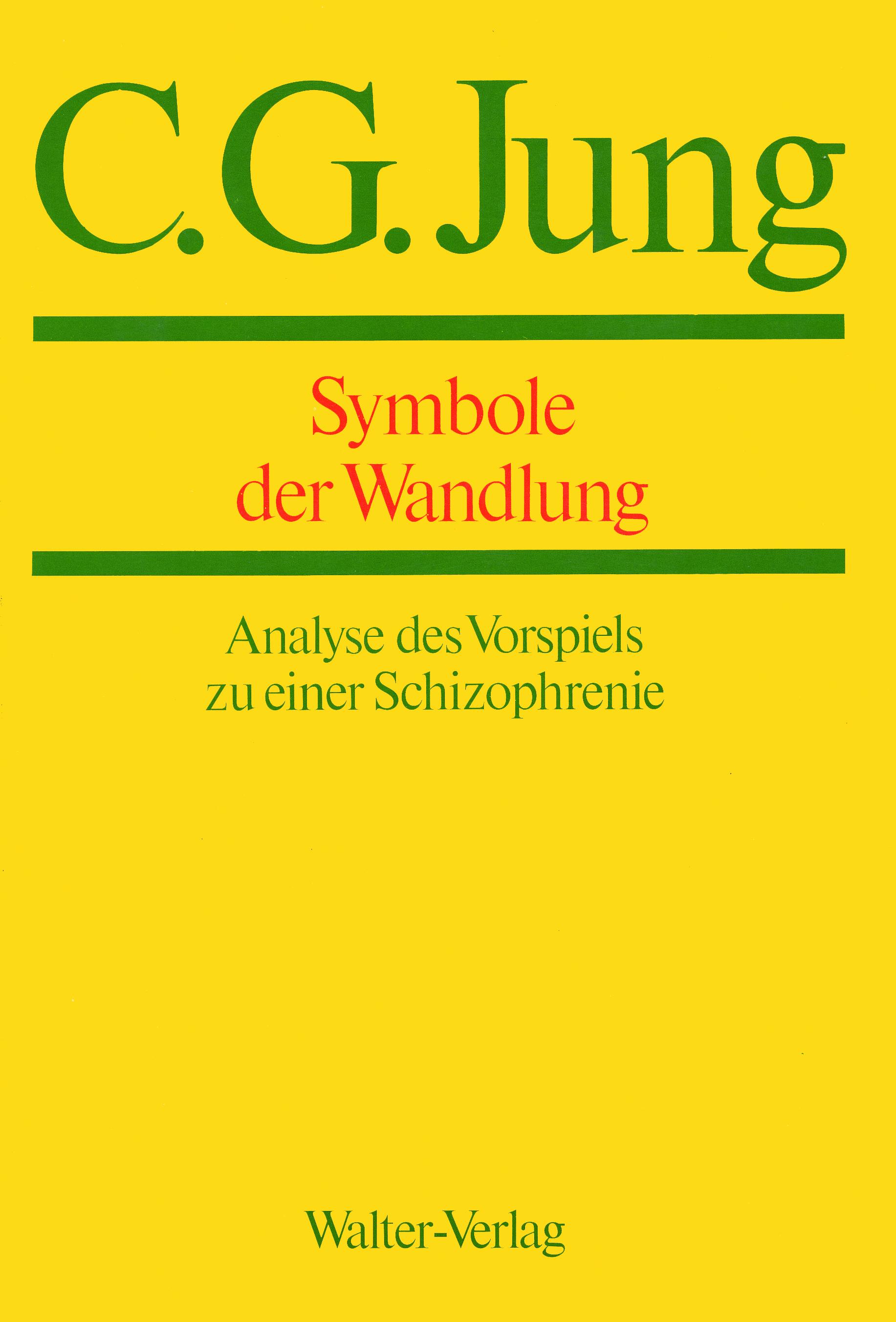 Band 5: Symbole der Wandlung
