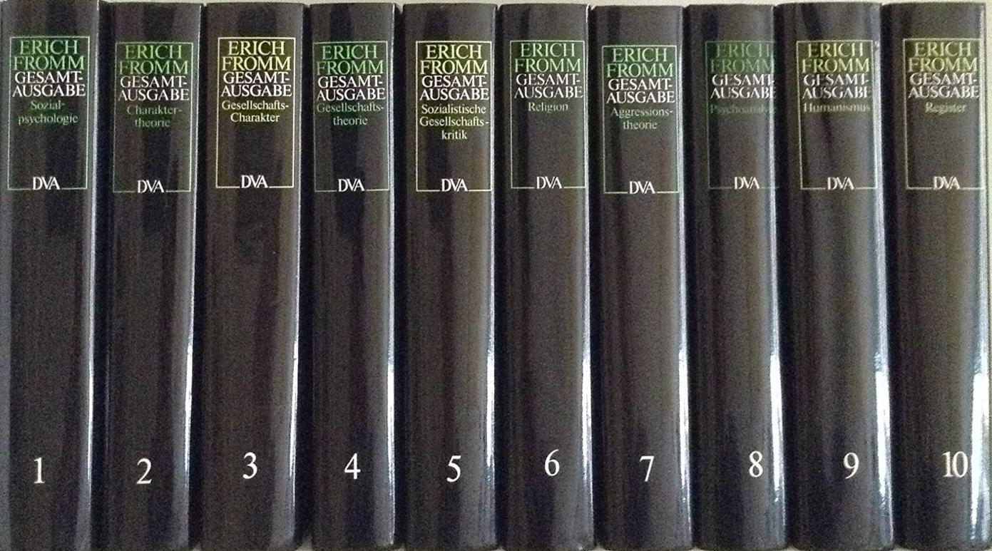 Gesamtausgabe in zehn Bänden