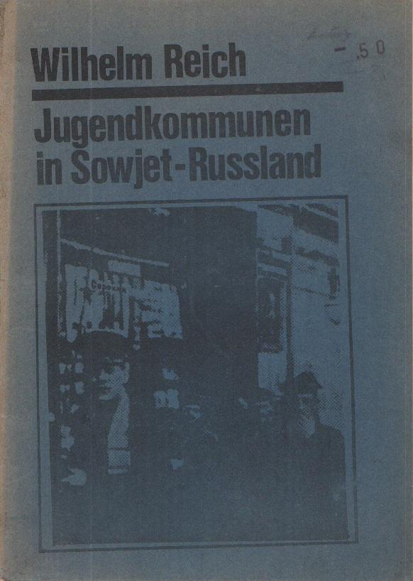 Jugendkommunen in Sowjet-Russland