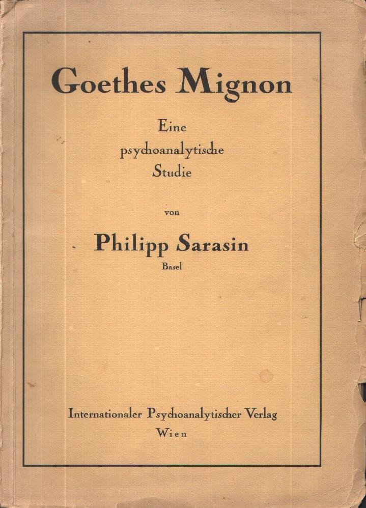 Goethes Mignon