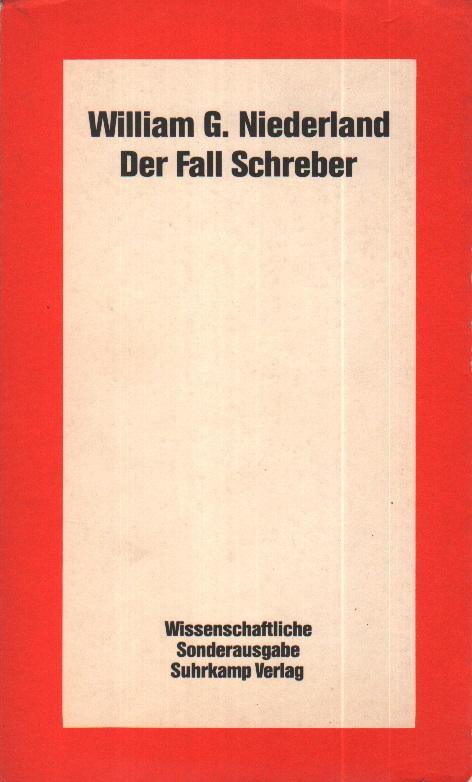 Der Fall Schreber