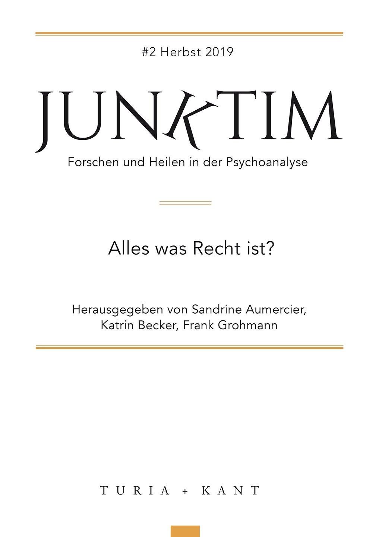 Junktim #2. Forschen und Heilen in der Psychoanalyse