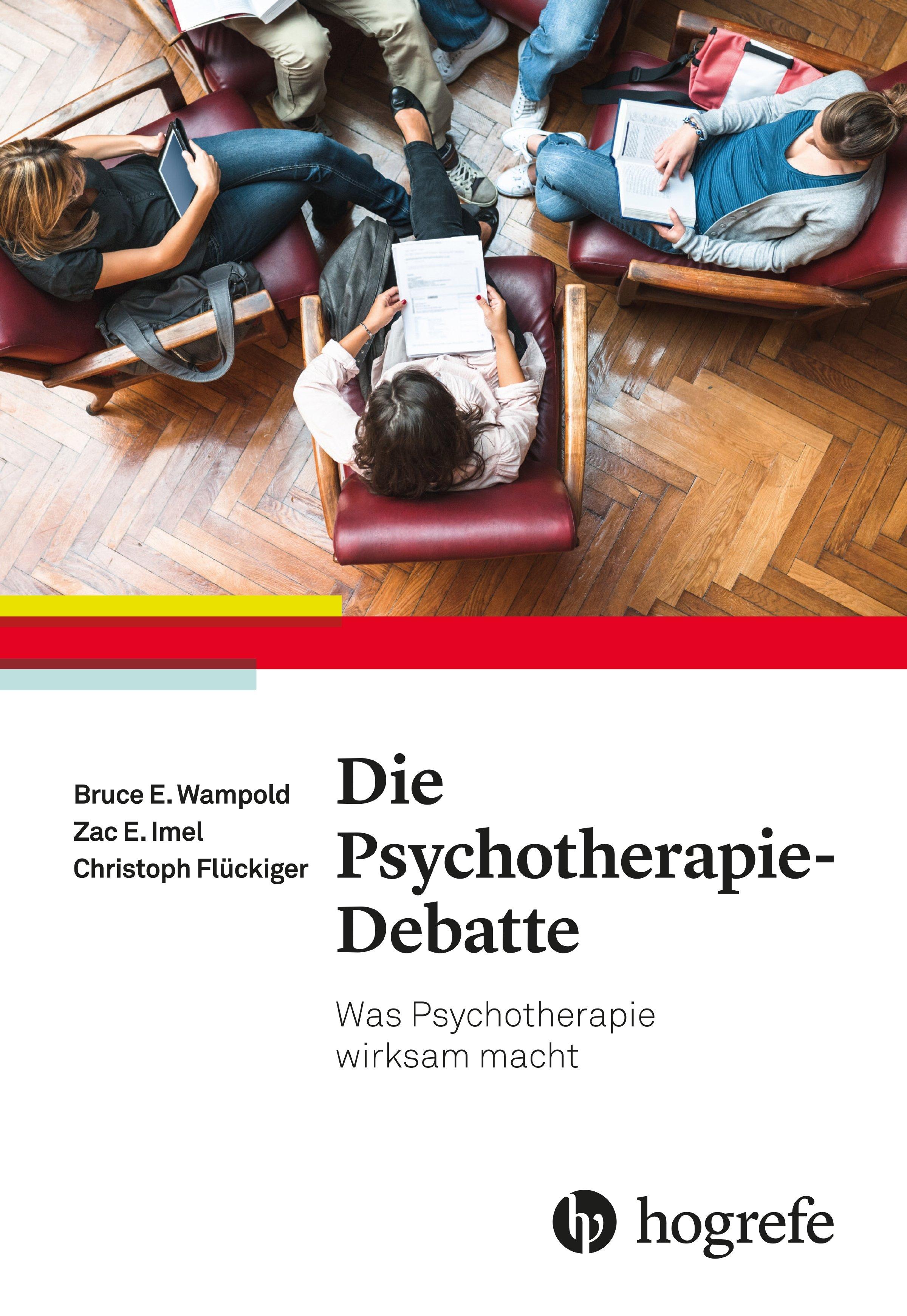 Die Psychotherapie-Debatte