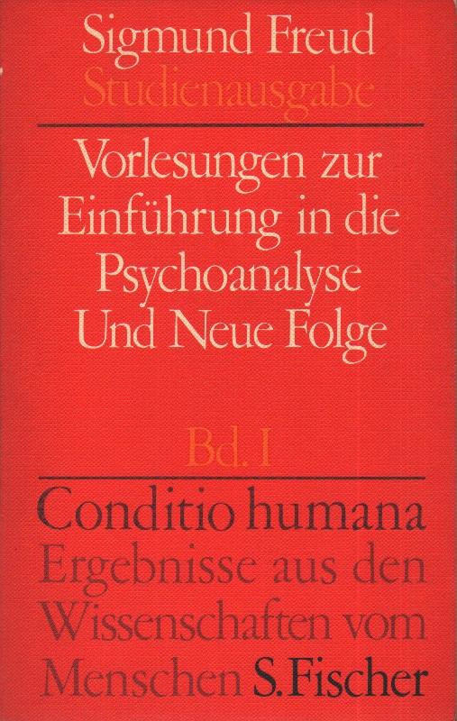 Studienausgabe - Neudruck 1972