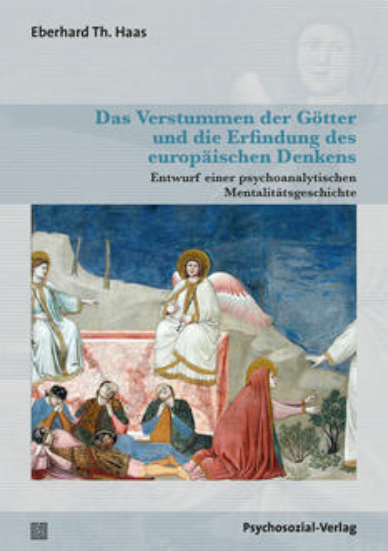 Das Verstummen der Götter und die Erfindung des europäischen Denkens