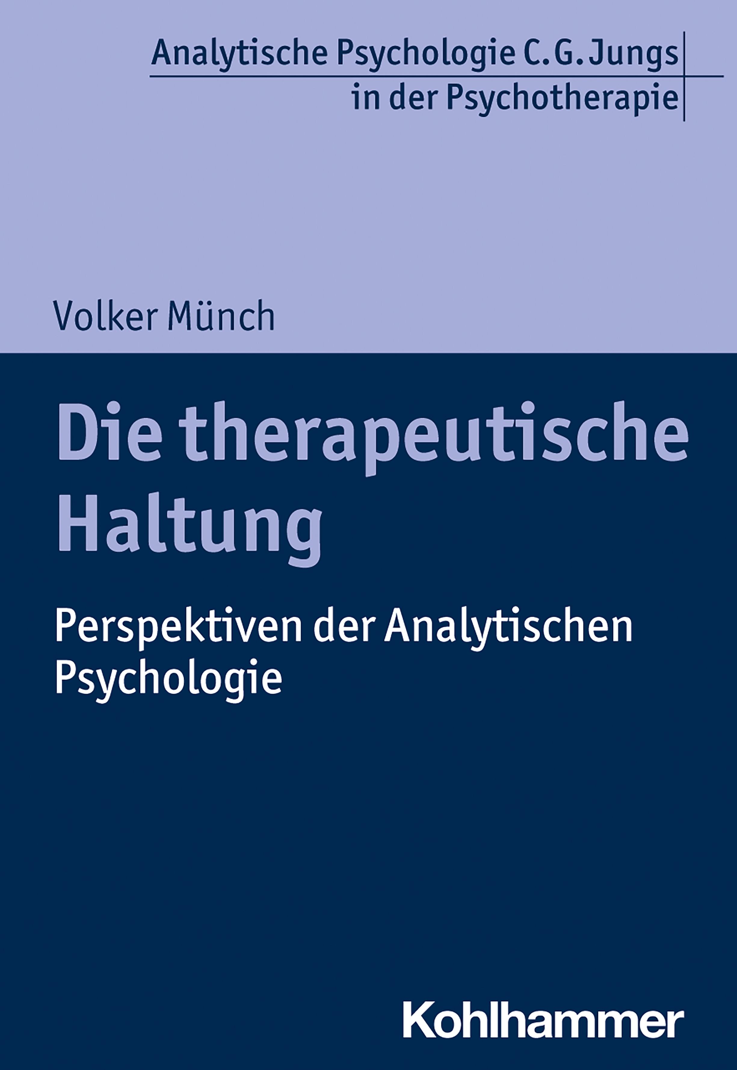 Die therapeutische Haltung
