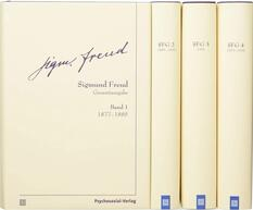 Sigmund Freud-Gesamtausgabe (SFG)