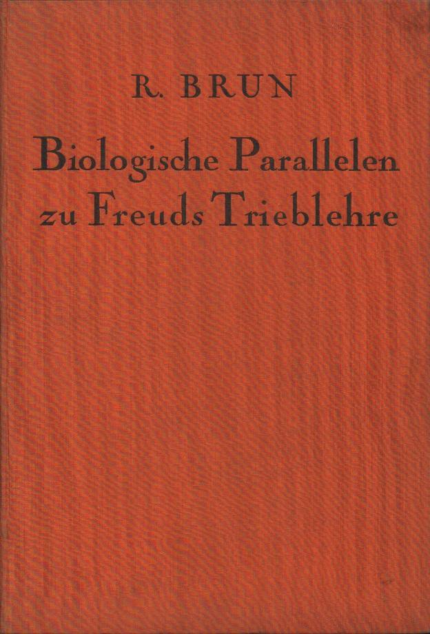 Biologische Parallelen zu Freuds Trieblehre