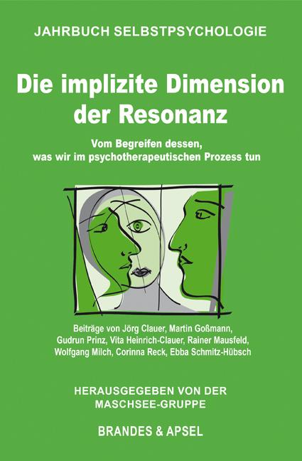 Jahrbuch Selbstpsychologie