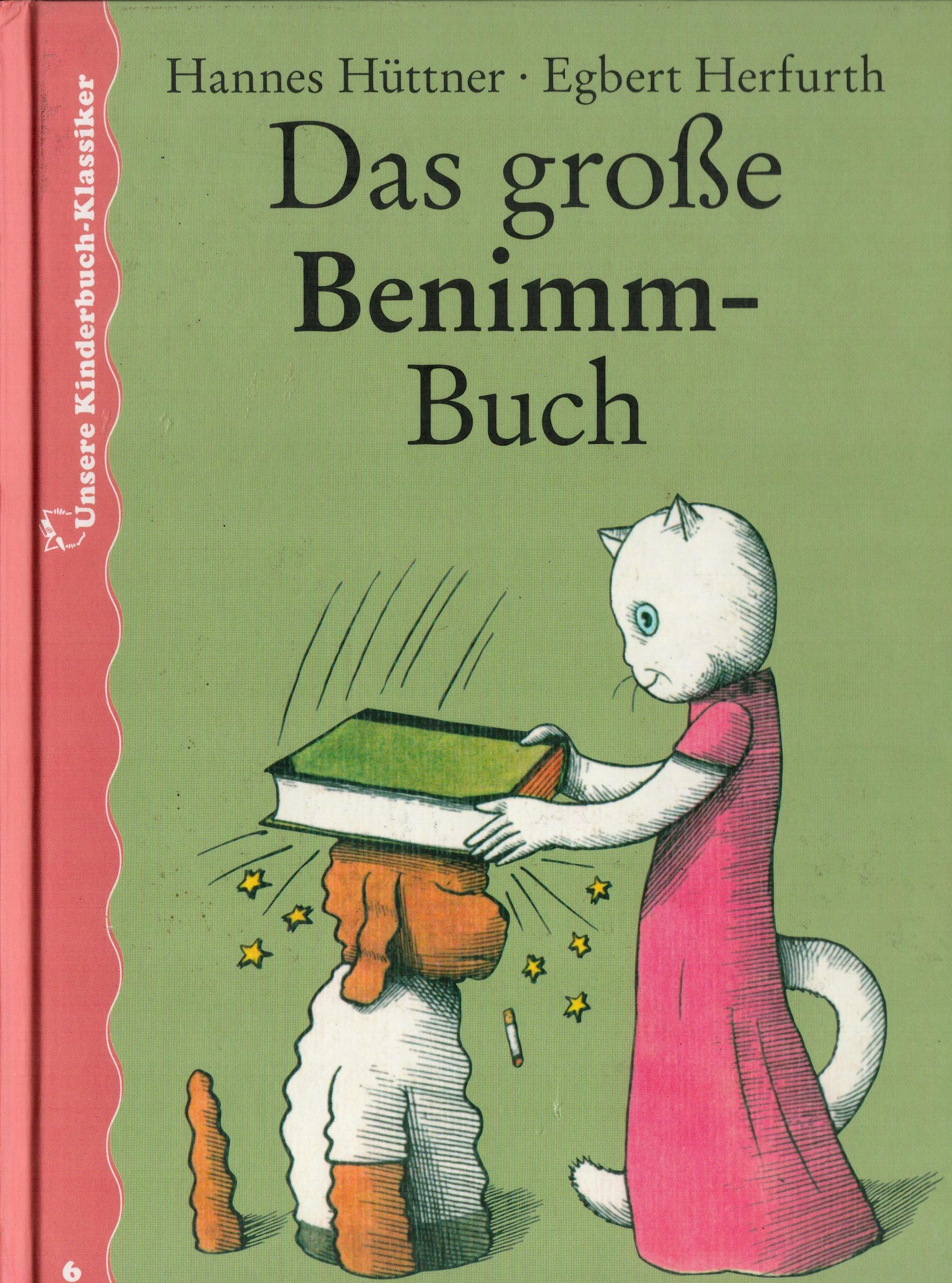 Das große Benimm-Buch