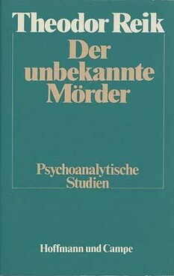 Der unbekannte Mörder