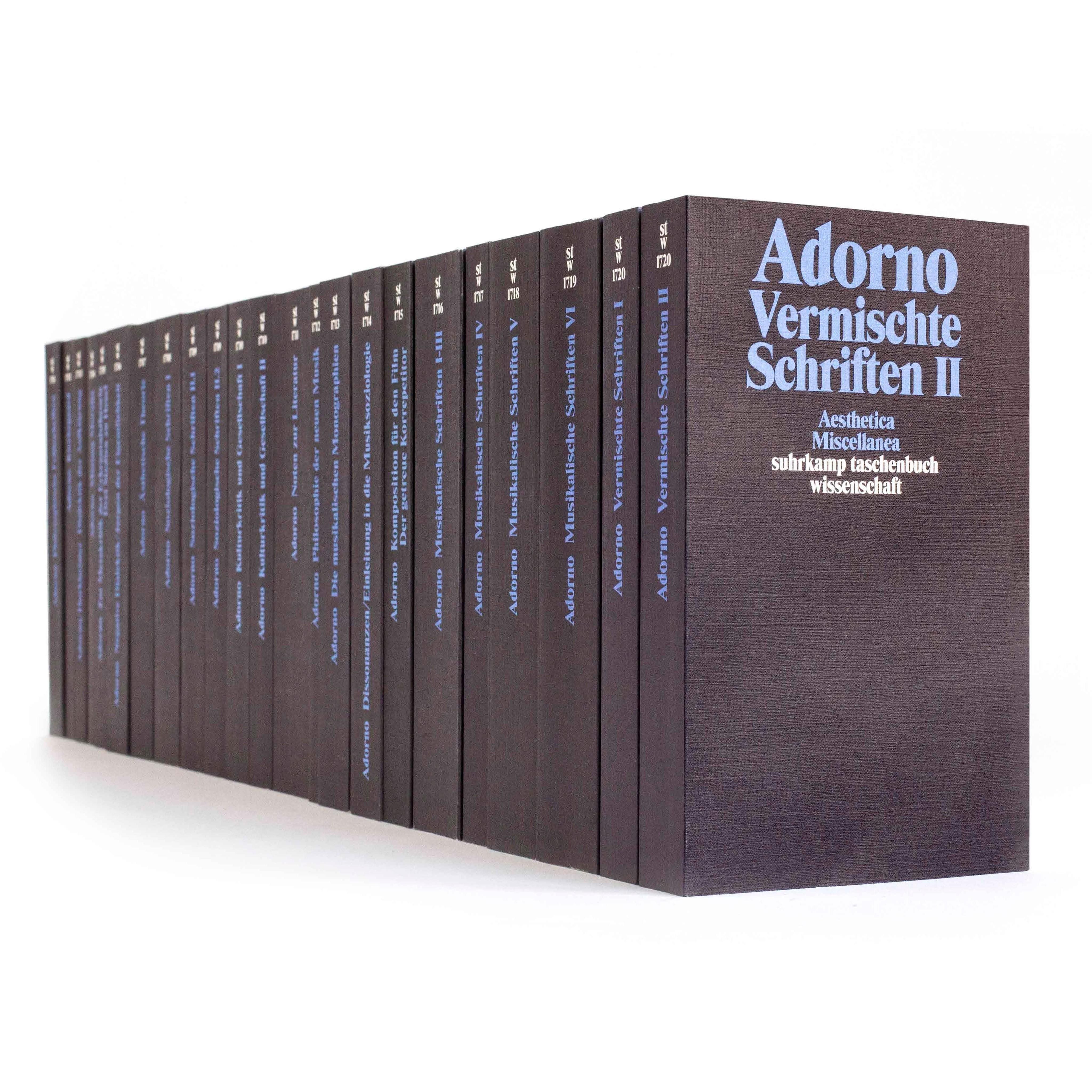 Gesammelte Schriften in 20 Bänden