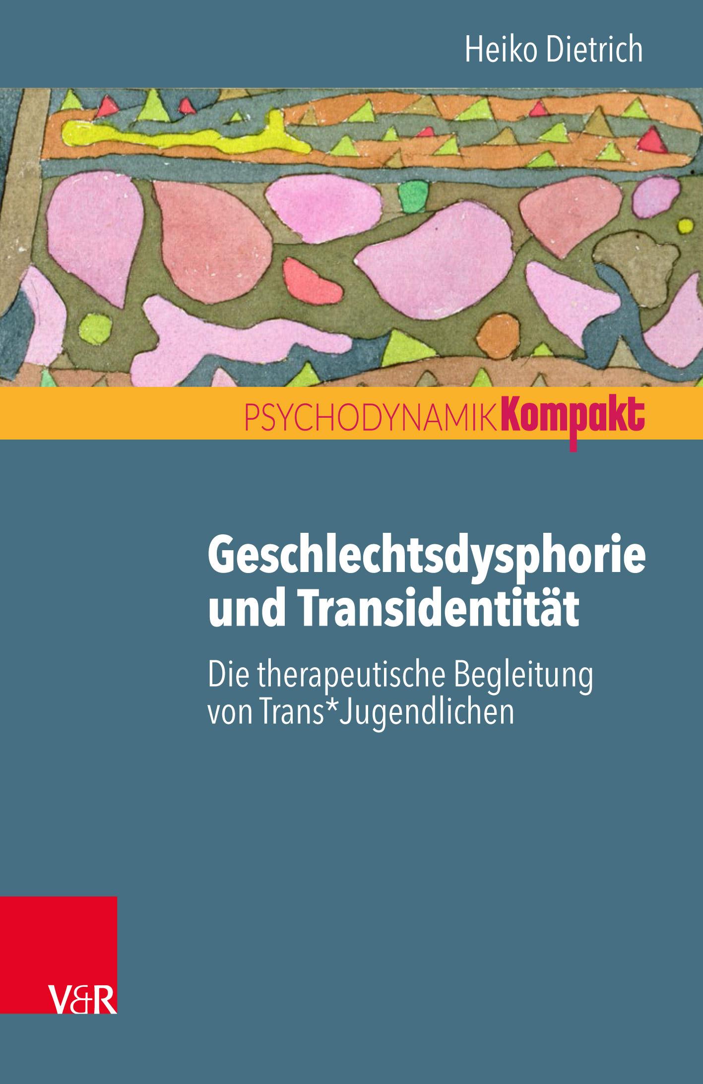 Geschlechtsdysphorie und Transidentität: Die therapeutische Begleitung von Trans*Jugendlichen