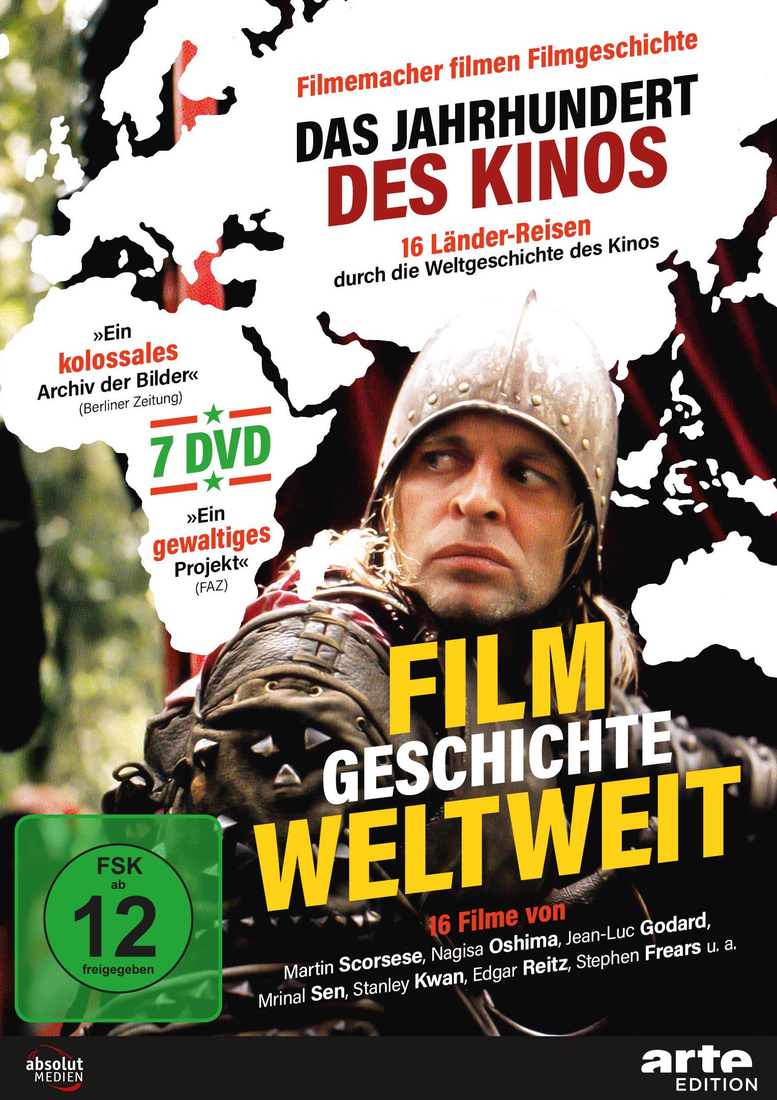 Filmgeschichte weltweit (Sonderausgabe)