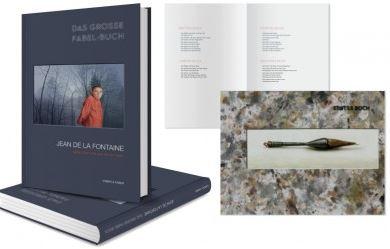 Das große Fabel-Buch (Limitierte Vorzugsausgabe MIT anliegender Originalgrafik)