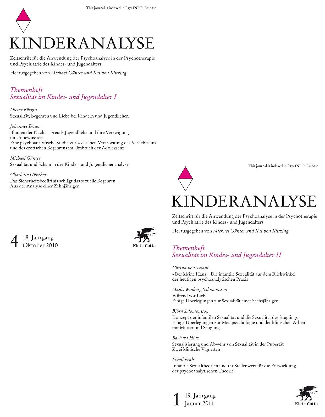 Kinderanalyse