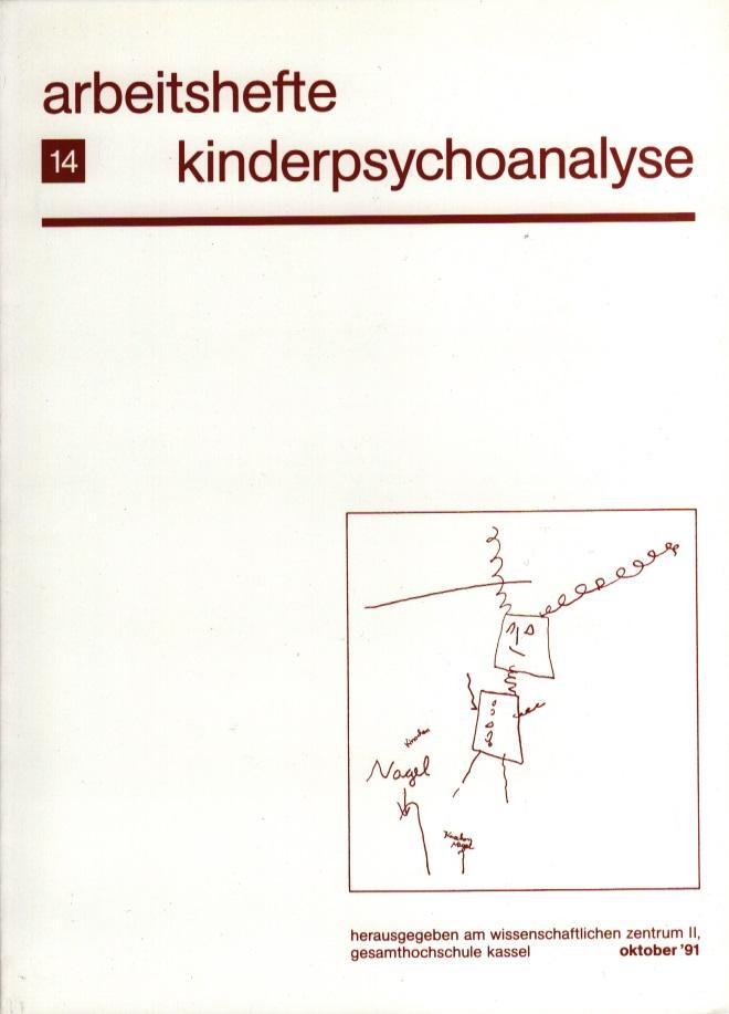 Zeitschrift ›Arbeitshefte Kinderpsychoanalyse‹