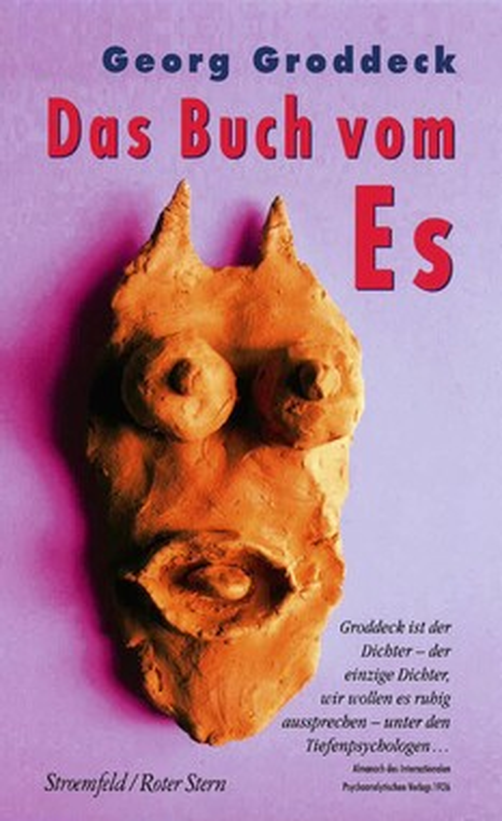 Das Buch vom Es