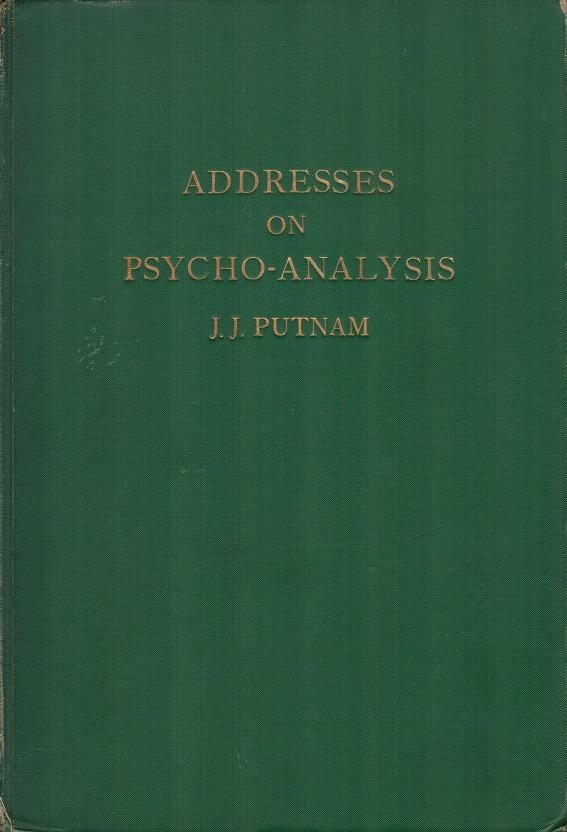 Addresses on Psycho-Analysis
