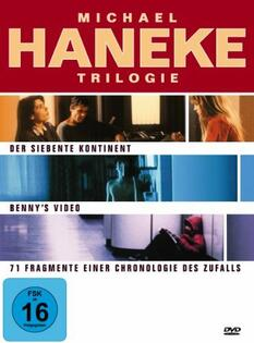 Michael Haneke Trilogie (3 DVDs)