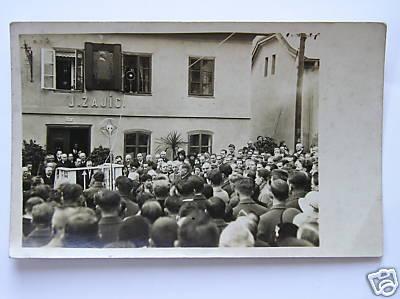 Freud - Geburtshaus (Photokarte)