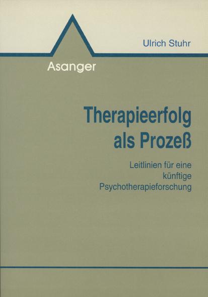 Therapieerfolg als Prozeß