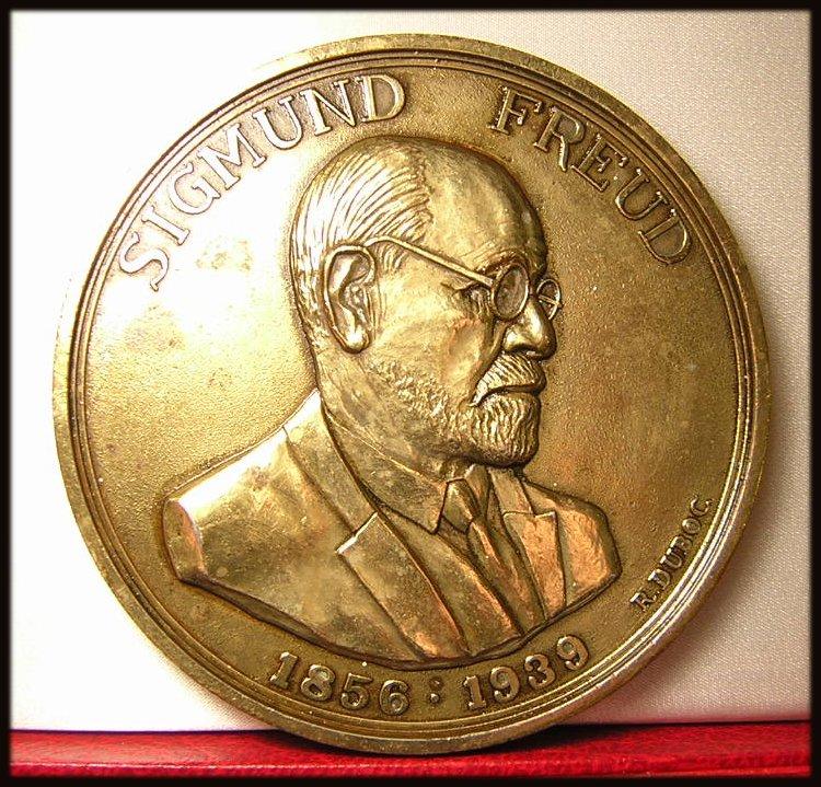 Gedenkmünze »Sigmund Freud 1856–1939«