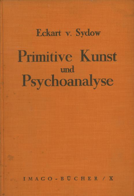 Primitive Kunst und Psychoanalyse