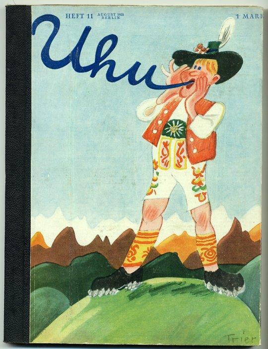 UHU - Das neue Monats-Magazin
