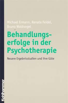 Behandlungserfolge in der Psychotherapie