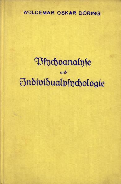 Psychoanalyse und Individualpsychologie