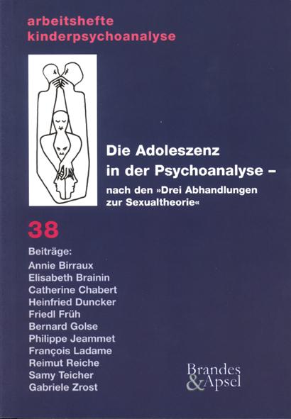 Arbeitshefte Kinderpsychoanalyse