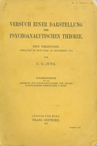 Versuch einer Darstellung der psychoanalytischen Theorie