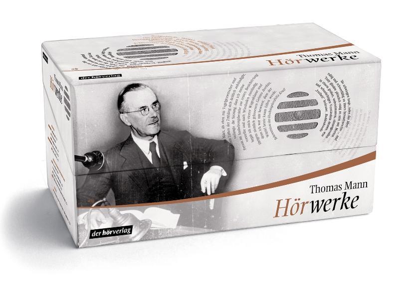 Thomas Mann – Hörwerke