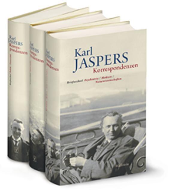Korrespondenzen, 3 Bände